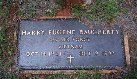 DAUGHERTY (VETERAN VIET), HARRY EUGENE - Searcy County, Arkansas | HARRY EUGENE DAUGHERTY (VETERAN VIET) - Arkansas Gravestone Photos