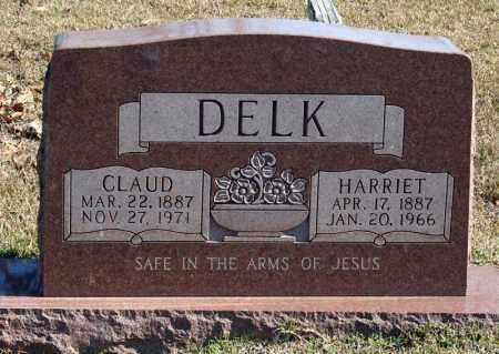 DELK, HARRIET - Searcy County, Arkansas | HARRIET DELK - Arkansas Gravestone Photos