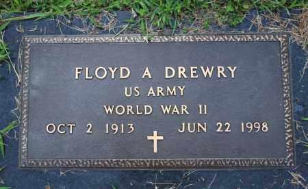 "DREWRY  (VETERAN WWII), FLOYD A. ""PETE"" - Searcy County, Arkansas | FLOYD A. ""PETE"" DREWRY  (VETERAN WWII) - Arkansas Gravestone Photos"