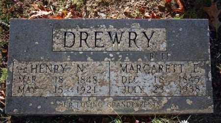 DREWRY, MARGARETT ELIZABETH - Searcy County, Arkansas | MARGARETT ELIZABETH DREWRY - Arkansas Gravestone Photos