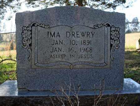 THORNBROUGH DREWRY, IMA - Searcy County, Arkansas   IMA THORNBROUGH DREWRY - Arkansas Gravestone Photos