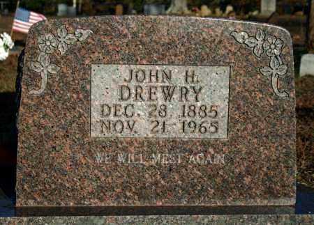 DREWRY, JOHN HENRY - Searcy County, Arkansas | JOHN HENRY DREWRY - Arkansas Gravestone Photos