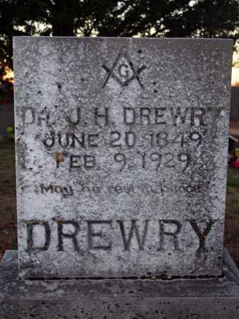 DREWRY, JAMES HENRY - Searcy County, Arkansas | JAMES HENRY DREWRY - Arkansas Gravestone Photos