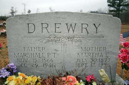DREWRY, MARSHALL PEYTON THOMAS - Searcy County, Arkansas | MARSHALL PEYTON THOMAS DREWRY - Arkansas Gravestone Photos