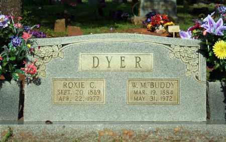 DYER, ROXIE C. - Searcy County, Arkansas | ROXIE C. DYER - Arkansas Gravestone Photos