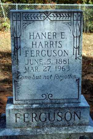 FERGUSON, HANER E. - Searcy County, Arkansas | HANER E. FERGUSON - Arkansas Gravestone Photos