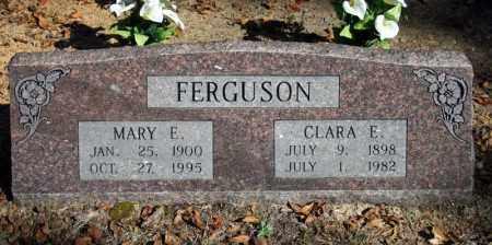 FERGUSON, MARY E. - Searcy County, Arkansas | MARY E. FERGUSON - Arkansas Gravestone Photos