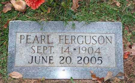 FERGUSON, PEARL - Searcy County, Arkansas   PEARL FERGUSON - Arkansas Gravestone Photos
