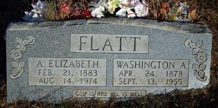FLATT, AMERICA ELIZABETH (HIETT) - Searcy County, Arkansas | AMERICA ELIZABETH (HIETT) FLATT - Arkansas Gravestone Photos