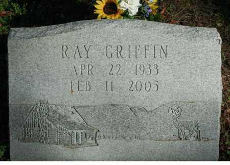 GRIFFIN, RAY - Searcy County, Arkansas   RAY GRIFFIN - Arkansas Gravestone Photos