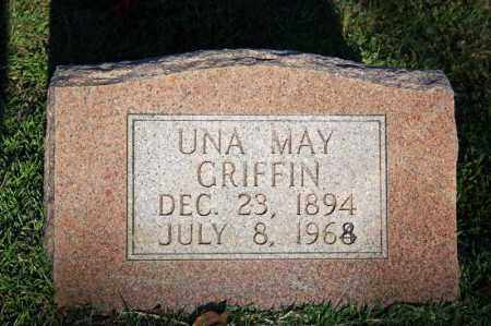 GRIFFIN, UNA MAY - Searcy County, Arkansas   UNA MAY GRIFFIN - Arkansas Gravestone Photos