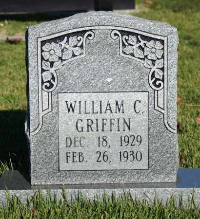 GRIFFIN, WILLIAM C. - Searcy County, Arkansas | WILLIAM C. GRIFFIN - Arkansas Gravestone Photos