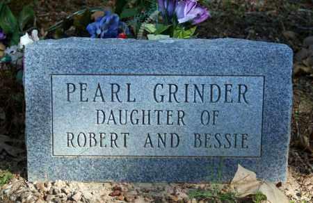 GRINDER, PEARL - Searcy County, Arkansas   PEARL GRINDER - Arkansas Gravestone Photos