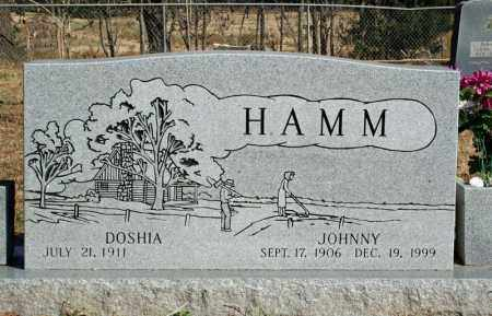 HAMM, JOHNNY - Searcy County, Arkansas | JOHNNY HAMM - Arkansas Gravestone Photos