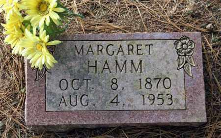 HAMM, MARY MARGARET 2 - Searcy County, Arkansas   MARY MARGARET 2 HAMM - Arkansas Gravestone Photos