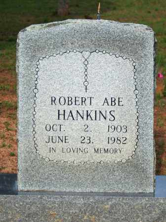 HANKINS, ROBERT ABE - Searcy County, Arkansas | ROBERT ABE HANKINS - Arkansas Gravestone Photos