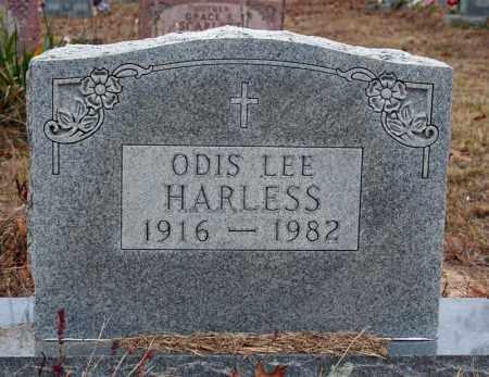 HARLESS, ODIS LEE - Searcy County, Arkansas | ODIS LEE HARLESS - Arkansas Gravestone Photos
