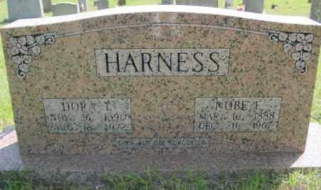 HARNESS, NOBE F - Searcy County, Arkansas | NOBE F HARNESS - Arkansas Gravestone Photos
