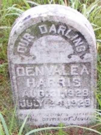 HARRIS, DENVALEA - Searcy County, Arkansas | DENVALEA HARRIS - Arkansas Gravestone Photos