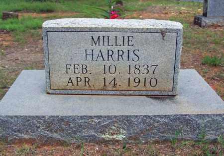 HARRIS, MILLIE - Searcy County, Arkansas   MILLIE HARRIS - Arkansas Gravestone Photos