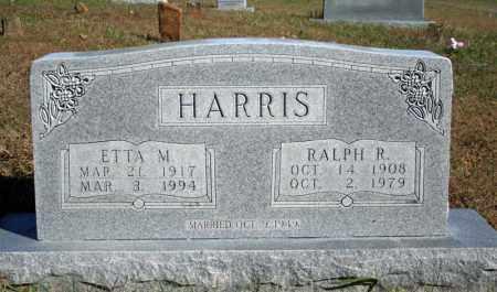 HARRIS, RALPH R. - Searcy County, Arkansas   RALPH R. HARRIS - Arkansas Gravestone Photos