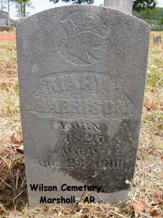 HARRISON, MARY - Searcy County, Arkansas | MARY HARRISON - Arkansas Gravestone Photos