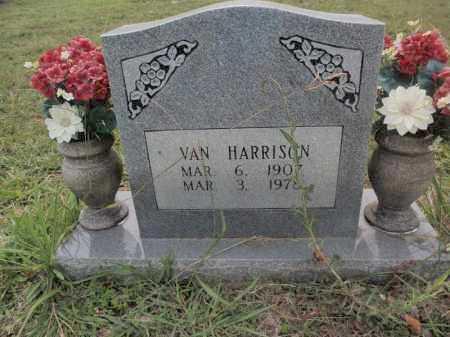 HARRISON, VAN - Searcy County, Arkansas | VAN HARRISON - Arkansas Gravestone Photos
