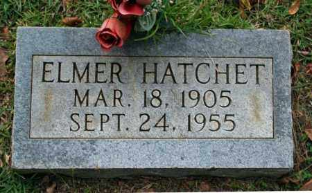 HATCHET, ELMER - Searcy County, Arkansas | ELMER HATCHET - Arkansas Gravestone Photos