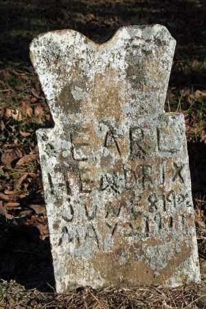 HENDRIX, EARL - Searcy County, Arkansas | EARL HENDRIX - Arkansas Gravestone Photos