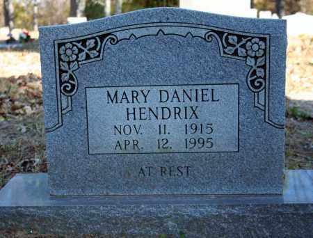 HENDRIX, MARY - Searcy County, Arkansas   MARY HENDRIX - Arkansas Gravestone Photos