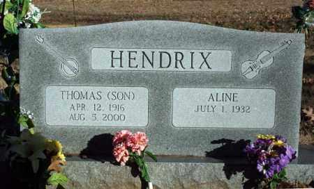 HENDRIX, THOMAS (SON) - Searcy County, Arkansas | THOMAS (SON) HENDRIX - Arkansas Gravestone Photos