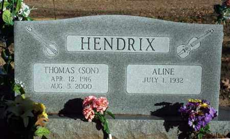 HENDRIX, ALINE - Searcy County, Arkansas | ALINE HENDRIX - Arkansas Gravestone Photos