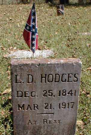 HODGES, L. D. - Searcy County, Arkansas | L. D. HODGES - Arkansas Gravestone Photos