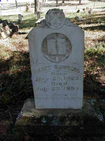 HODGES, NANCY - Searcy County, Arkansas   NANCY HODGES - Arkansas Gravestone Photos