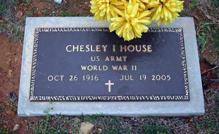 HOUSE (VETERAN WWII), CHESLEY I - Searcy County, Arkansas   CHESLEY I HOUSE (VETERAN WWII) - Arkansas Gravestone Photos