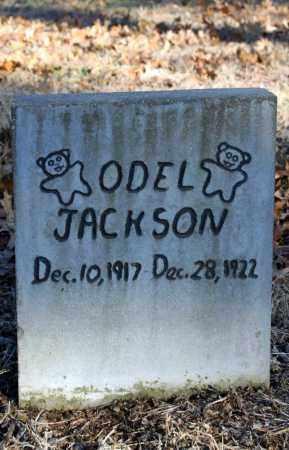 JACKSON, ODEL - Searcy County, Arkansas   ODEL JACKSON - Arkansas Gravestone Photos