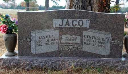 REA JACO, CYNTHIA E. - Searcy County, Arkansas | CYNTHIA E. REA JACO - Arkansas Gravestone Photos