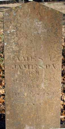 JAMESON, JAMES C. - Searcy County, Arkansas   JAMES C. JAMESON - Arkansas Gravestone Photos