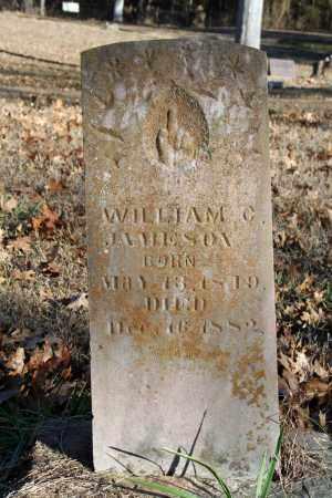 JAMESON, WILLIAM C. - Searcy County, Arkansas | WILLIAM C. JAMESON - Arkansas Gravestone Photos