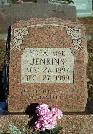 JENKINS, NOLA MAE - Searcy County, Arkansas | NOLA MAE JENKINS - Arkansas Gravestone Photos