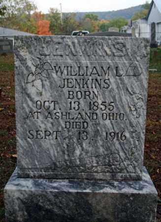 JENKINS, WILLIAM L. - Searcy County, Arkansas | WILLIAM L. JENKINS - Arkansas Gravestone Photos