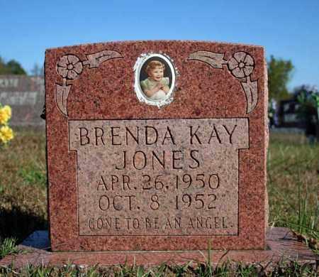 JONES, BRENDA KAY - Searcy County, Arkansas   BRENDA KAY JONES - Arkansas Gravestone Photos