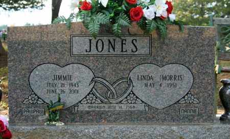 JONES, LINDA - Searcy County, Arkansas | LINDA JONES - Arkansas Gravestone Photos