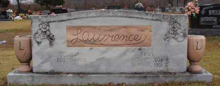 LAWRENCE, DODAVAH - Searcy County, Arkansas | DODAVAH LAWRENCE - Arkansas Gravestone Photos