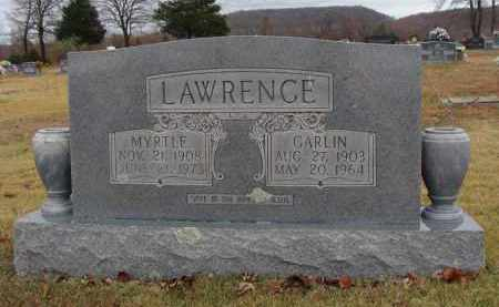 PASSMORE LAWRENCE, MYRTLE - Searcy County, Arkansas   MYRTLE PASSMORE LAWRENCE - Arkansas Gravestone Photos