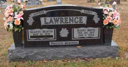 MARTIN LAWRENCE, GLADIS - Searcy County, Arkansas | GLADIS MARTIN LAWRENCE - Arkansas Gravestone Photos