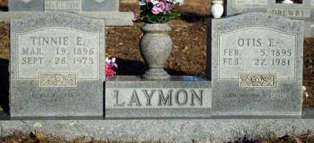 LAYMON, TINNIE EFFIE (OWENS) - Searcy County, Arkansas | TINNIE EFFIE (OWENS) LAYMON - Arkansas Gravestone Photos