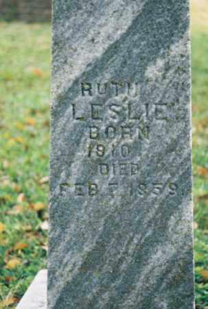 HARRIS LESLIE, RUTH - Searcy County, Arkansas | RUTH HARRIS LESLIE - Arkansas Gravestone Photos