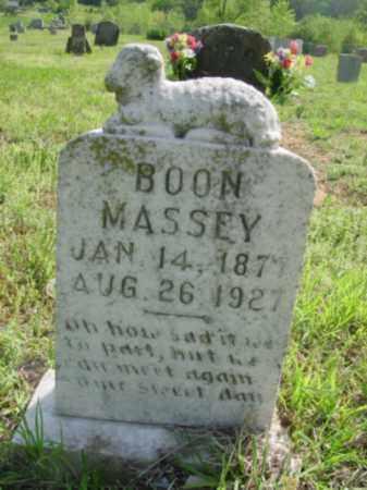 MASSEY, DANIEL BOONE - Searcy County, Arkansas | DANIEL BOONE MASSEY - Arkansas Gravestone Photos
