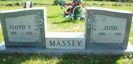 MASSEY, FLOYD T - Searcy County, Arkansas | FLOYD T MASSEY - Arkansas Gravestone Photos